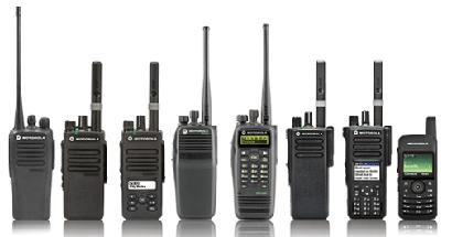 Motorola MOTOTRBO Professional Digital Radios Auburn New York Finger