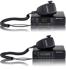 Motorola CM Series Digital radios